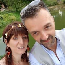 Jean-Francois Et Patrizia Brugerprofil