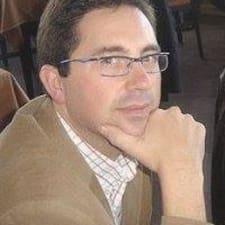 Gebruikersprofiel José María