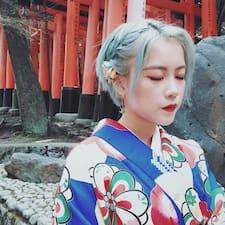 Profil utilisateur de Yanru