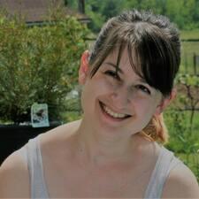 Profil utilisateur de Csilla