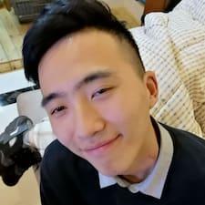 Profil utilisateur de 蒋迎