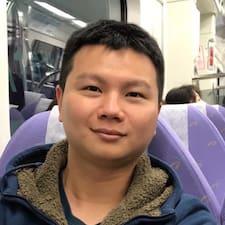 Användarprofil för Syuan-Ru