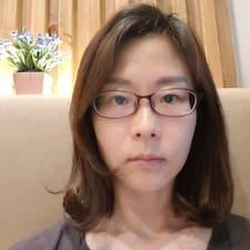 Användarprofil för Eunsook