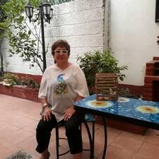 Gebruikersprofiel Ma. Antonieta