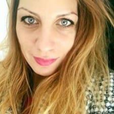 Miroslava felhasználói profilja