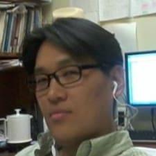 Sang Kyun的用戶個人資料