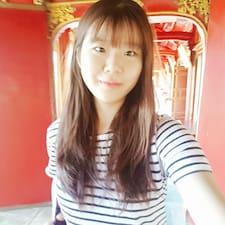 Perfil de usuario de Jeewon