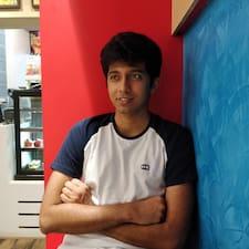 Vishwaraj User Profile