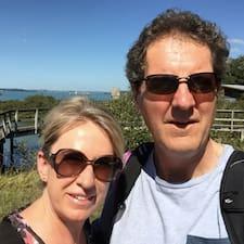 Mark & Inese Brugerprofil