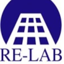 Perfil de usuario de Relab
