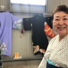 Profilo utente di Kiyomi