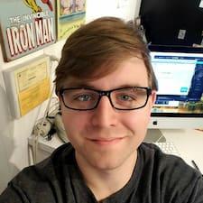 Profil Pengguna Zach