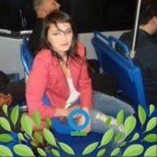 Profil utilisateur de Lidia