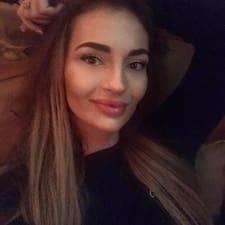 Profil utilisateur de Valeriya