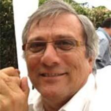 Henkilön Jean-Michel käyttäjäprofiili
