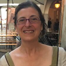 Paola felhasználói profilja