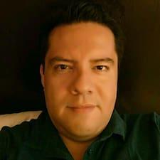 Profil Pengguna Luis Antonio