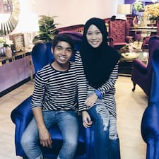 Siti Nurhusna - Uživatelský profil