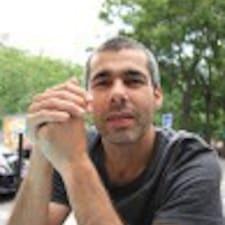 Fabrice User Profile