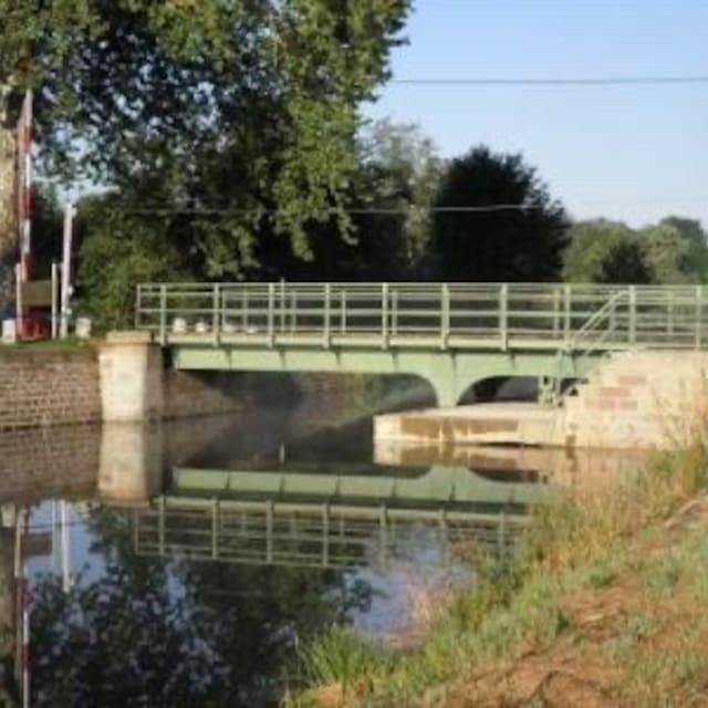 Guide gîte du pont tournant
