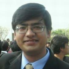 Profil Pengguna Ashutosh