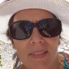 Marie Claude felhasználói profilja