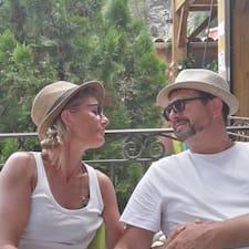 Delphine & Loïc Brukerprofil