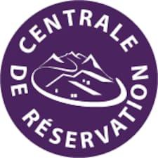 Perfil de usuario de Elodie - Centrale De Réservation