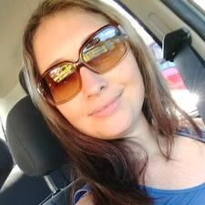 Henkilön Vanessa Carlinda käyttäjäprofiili