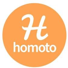 Homoto的用戶個人資料