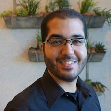 Husein felhasználói profilja
