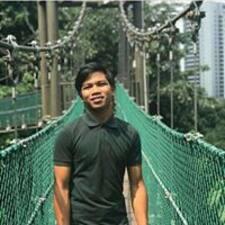 Användarprofil för Mohd Irsyaduddin