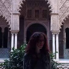Ainara felhasználói profilja