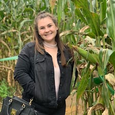 Kirsten felhasználói profilja