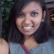 Anushah felhasználói profilja