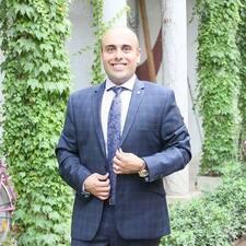 Masoud felhasználói profilja