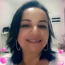 Perfil do usuário de Maria Da Gloria