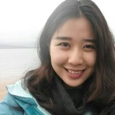 Användarprofil för Yinglin