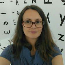 Profil utilisateur de Katica