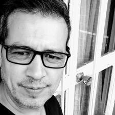 Gilberto Fernando felhasználói profilja