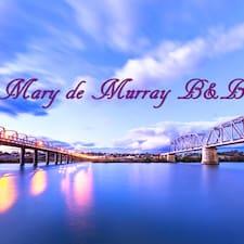 Användarprofil för Mary De Murray