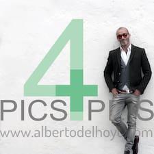 Henkilön Alberto käyttäjäprofiili