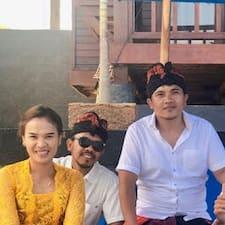 Tatak Bunut Villa è un Superhost.