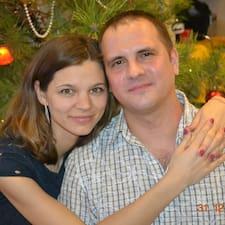 Galina&Artem User Profile