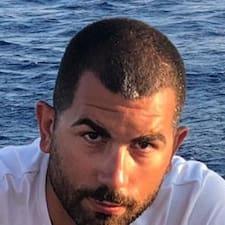 Umberto felhasználói profilja