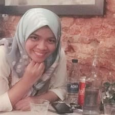 Perfil do usuário de Siti Hajar
