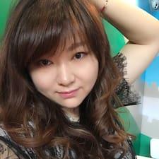 美妍的用戶個人資料