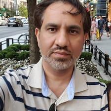 Sajjad felhasználói profilja