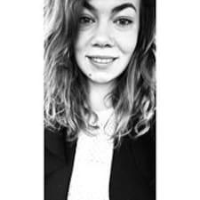 Profil utilisateur de Maurane
