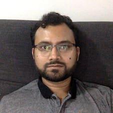 Användarprofil för Moyuresh